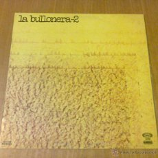 Discos de vinilo: LA BULLONERA - LA BULLONERA-2 (LP 1977, MOVIE PLAY 17.1213/6) FOLKLORE ARAGÓN. Lote 121593035