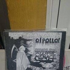Discos de vinil: OI POLLOI / RESIST THE ATOMATIC MENACE / CAMPARY RECORDS 1994. Lote 53060057