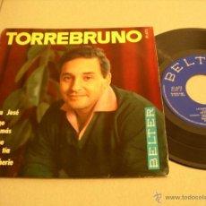 Discos de vinilo: TORREBRUNO EP 45 RPM MARIA JOSÉ BELTER ESPAÑA 1966. Lote 53068737