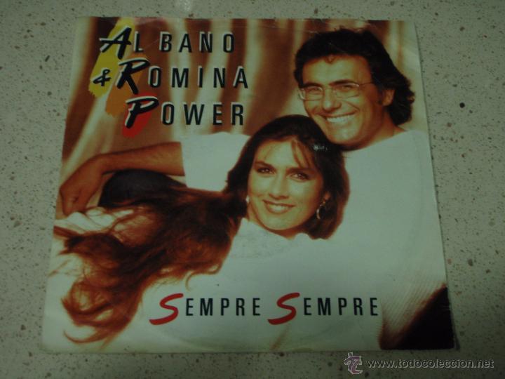 Al Bano Romina Power Sempre Sempre Saran Comprar Singles