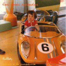 Discos de vinilo: LOS MÁS TURBADOS - SINGLE VINILO 7'' - LULLABY + ADIÓS A LA INOCENCIA - EDITADO EN ESPAÑA - AÑO 1996. Lote 53077806