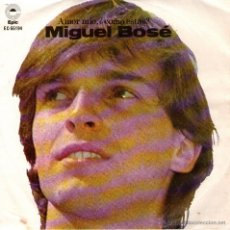 Discos de vinilo: MIGUEL BOSÉ - EP VINILO 7'' - EDITADO EN MÉXICO / MÉJICO - LINDA - MI LIBERTAD + 2 - EPIC 1978. Lote 212580988
