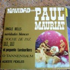 Discos de vinilo: NAVIDAD CON PAUL MURIAT - LP PHILIPS 842 162 PY. Lote 53079374