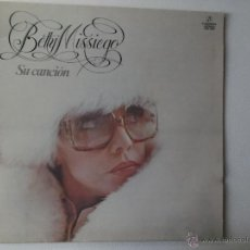 Discos de vinilo: BETTY MISIEGO - SU CANCION - COLUMBIA ESTEREO1978 - 1979. Lote 53082455