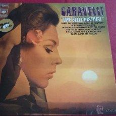 Discos de vinilo: CARAVELLI UNE BELLE HISTORIE - CBS - 1972. Lote 53083760