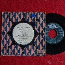 Discos de vinilo: TRIO LOS PANCHOS - LOS DOS / DILEMA / DEPENDE DE TI / LLEVAME // EP. Lote 53083902