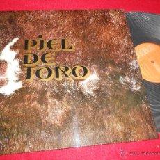Discos de vinilo: LOS RELAMPAGOS PIEL DE TORO LP 1971 RCA VICTOR FIRMADO EXCELENTE ESTADO GATEFOLD. Lote 53093996
