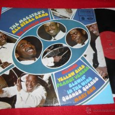 Discos de vinilo: THE MAESTROS ALL STEEL BAND THE CARIBBEAN SOUND LP 1968 MFP EDICION INGLESA ENGLAND UK LATIN BREAKS. Lote 53094616