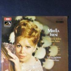 Discos de vinilo: DISCO VINILO MIRELLA FRENI FRENCH & ITALIAN OPERA ARIAS EMI LA VOZ DE SU AMO 1970 DCL035. Lote 53099926