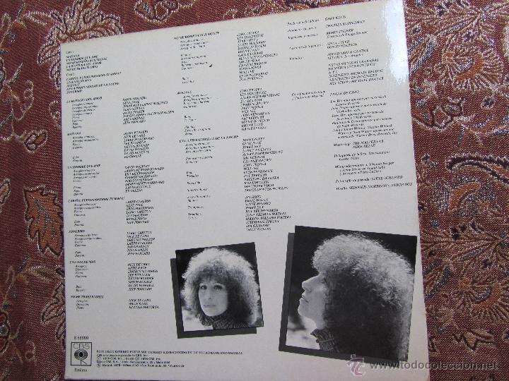 Discos de vinilo: BARBRA STREISAND- LP DE VINILO- TITULO SONGBIRD-10 TEMAS- ORIGINAL DEL 78-NUEVO A ESTRENAR - Foto 2 - 53100825