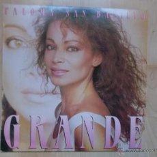 Discos de vinilo: PALOMA SAN BASILIO - GRANDE HISPAVOX 1987. Lote 53100916