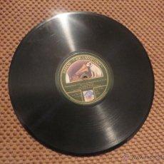 Discos de vinilo: DISCO DE PIZARRA PASTORA IMPERIO. Lote 147983844