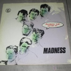 Discos de vinilo: MADNESS - TOMORROW'S JUST ANOTHER DAY - MAXI. Lote 53107823