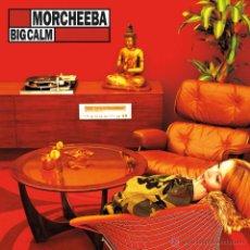 Discos de vinilo: LP MORCHEEBA BIG CALM VINILO TRIP HOP. Lote 14047484