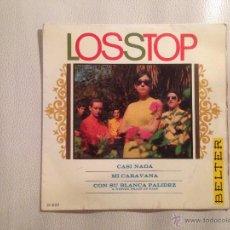 Discos de vinilo: LOS STOP - EP 1967. Lote 53121033