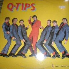 Discos de vinilo: Q-TIPS - Q-TIPS LP - ORIGINAL INGLES - CHRYSALIS RECORDS 1980 - STEREO -. Lote 53132728