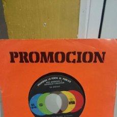Discos de vinilo: THE SPECIALS / A MESSAGE TO RUDY / EDICION ESPAÑOLA / PROMOCIONAL / ARIOLA 1980. Lote 53133803