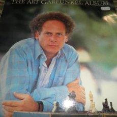 Discos de vinilo: ART GARFUNKEL - THE ART GRAFUNKEL ALBUM LP - ORIGINAL INGLES - CBS RECORDS 1984 -. Lote 53134628
