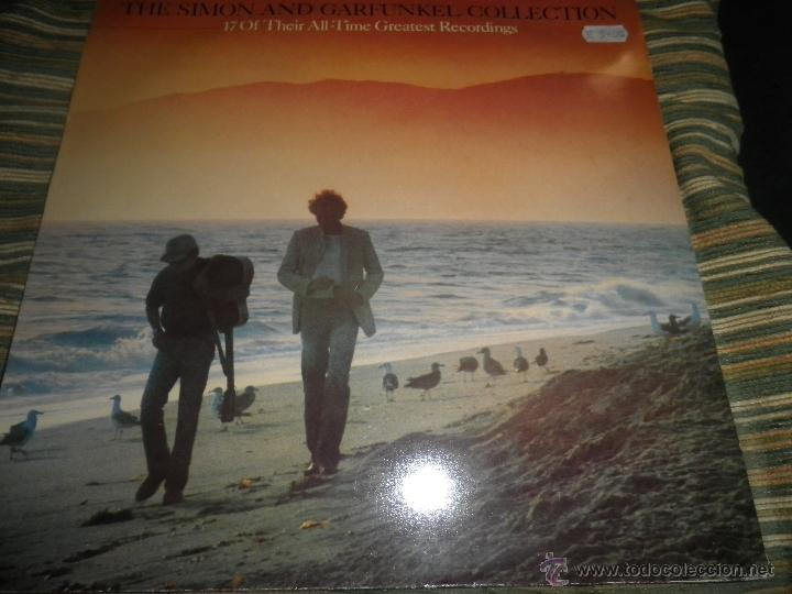 THE SIMON AND GARFUNKEL COLLECTION LP - ORIGINAL INGLES - CBS RECORDS 1981 - MUY NUEVO (5). (Música - Discos - LP Vinilo - Pop - Rock - Extranjero de los 70)