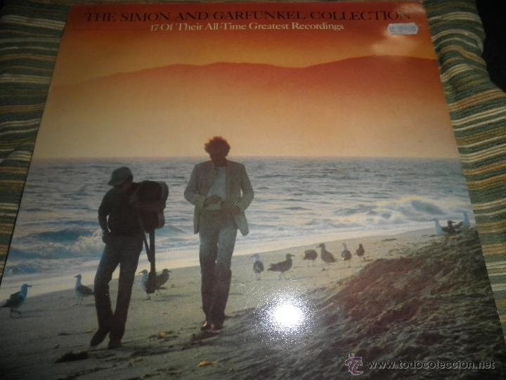 Discos de vinilo: THE SIMON AND GARFUNKEL COLLECTION LP - ORIGINAL INGLES - CBS RECORDS 1981 - MUY NUEVO (5). - Foto 18 - 53135087