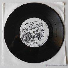 Discos de vinilo: ANARKOTICS - EP VINILO 4 TEMAS PUNK. Lote 103936050