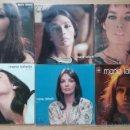 Discos de vinilo: MARIE LAFORET LOTE DE 6 EPES EDICIÓN FRANCESA. Lote 53138774