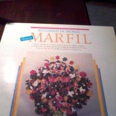 Discos de vinilo: DISCO DE VINILO. RECUERDOS DE MEXICO. MARFIL. C4V. Lote 53141129