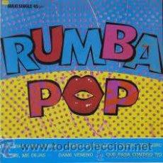 Discos de vinilo: RUMBA POP - LOS CLASICOS - 12 SINGLE - AÑO 1989. Lote 53141300