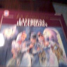 Discos de vinilo: DISCO DE VINILO. LA ZARZUELA 1. LA VERBENA DE LA PALOMA. EDIT. SALVAT. C3V. Lote 53146284