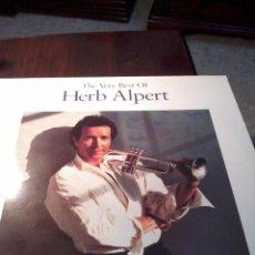 Discos de vinilo: DISCO DE VINILO. THE VERY BEST OF HERB ALPERT. C4V. Lote 53146435