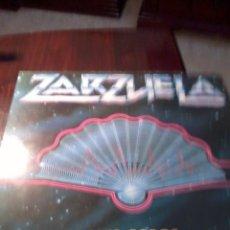 Discos de vinilo: DISCO DE VINILO. ZARZUELA. LUIS COBOS DIRIGE THE ROYAL PHILHARMONIC ORCHESTRA.. C5V. Lote 53147002