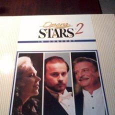 Discos de vinilo: DISCO DE VINILO. OPERA STARS 2 IN CONCERT. DOS DISCO.C4V. Lote 53147103