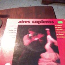Discos de vinilo: DISCO DE VINILO. AIRES COPLEROS. C5V. Lote 53147163