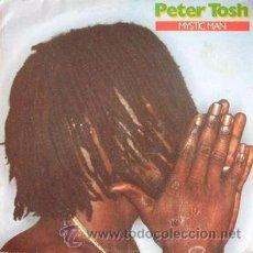 Discos de vinilo: PETER TOSH -MYSTIC MAN (ROLLING STONES RECORDS – 10 C 064-062914, LP, 1979) REGGAE. Lote 53150857
