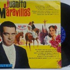 Discos de vinilo: JUANITO MARAVILLAS. BELTER. Lote 53150965