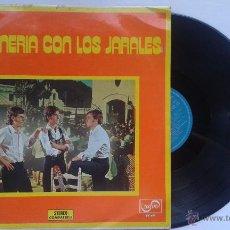 Discos de vinilo: DE ROMERÍA CON LOS JARALES. ZAFIRO 1972. Lote 53151276