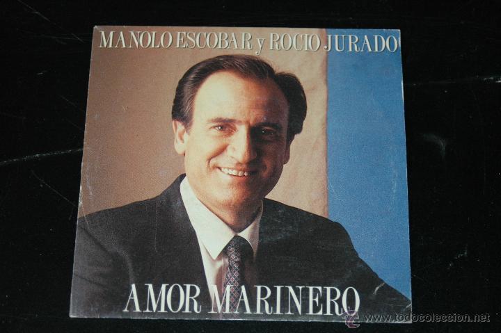 Manolo Escobar Y Rocio Jurado Amor Marinero L Vendido En Venta Directa 53157107