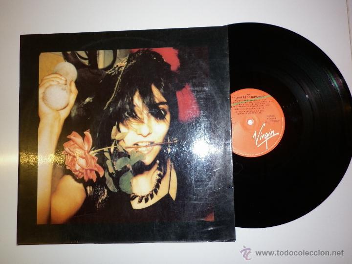 PIL- PUBLIC IMAGE LIMITED - THE FLOWERS OF ROMANCE 1981 (Música - Discos - LP Vinilo - Punk - Hard Core)
