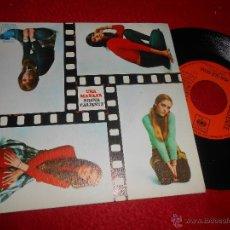 Discos de vinilo: ARENA CALIENTE UNA MAÑANA/POR QUE SERA 7 SINGLE 1973 CBS EXCELENTE JUAN CARLOS CALDERON. Lote 53162847