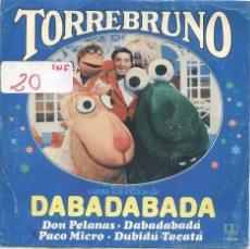 Dischi in vinile: TORREBRUNO / DON PELANAS / DABDABADA / PACO MICRO + 1 (EP 1983). Lote 53166689