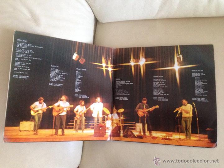 Discos de vinilo: ENBOR - LP XOXOA 1979 - POKORA 3 STARS - EDICION ORIGINAL GATEFOLD. Prog psych - Foto 2 - 53167181