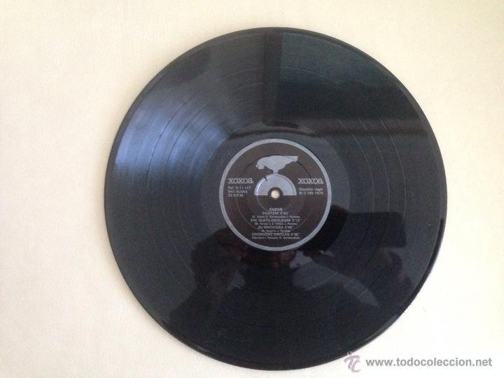Discos de vinilo: ENBOR - LP XOXOA 1979 - POKORA 3 STARS - EDICION ORIGINAL GATEFOLD. Prog psych - Foto 4 - 53167181
