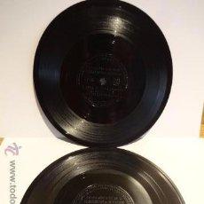 Discos de vinilo: 2 FLEXIDISC / OBSEQUIO - SUBSECRETARÍA DE TURISMO - 1962. PERFECTO ESTADO. LEER TEMAS.. Lote 53169084