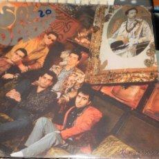 Discos de vinilo: SALON DADA LP 1986. Lote 53170553