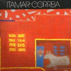 Discos de vinilo: LP ITAMAR CORREIA : BRINQUERO ATOMICO ( DISCO FIRMADO Y CON DEDICATORIA DEL CANTAUTOR BRASILEÑO) . Lote 53172417