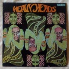 Discos de vinilo: HEAVY HEADS (CHESS) LP ESPAÑA - MUDDY WATERS HOWLIN WOLF WASHBOARD SAM JOHN LEE HOOKER. Lote 53175106