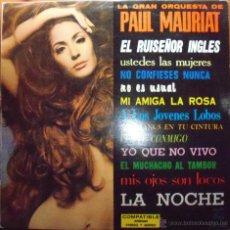 Discos de vinilo: LP DE LA GRAN ORQUESTA DE PAUL MAURIAT, EDICION PHILIPS RARA (VENEZUELA). Lote 53180552
