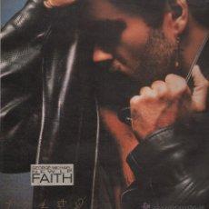 Discos de vinilo: FAITH GEORGE MICHAEL LP. Lote 53186951