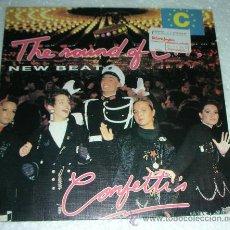 Discos de vinilo: CONFETTI'S - THE SOUND OF C... - SINGLE 1988. Lote 53192360