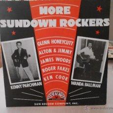Discos de vinilo: MORE SUNDOWN ROCKERS. Lote 53195139